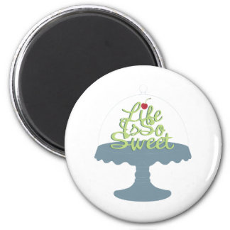 Life is So Sweet! Magnets