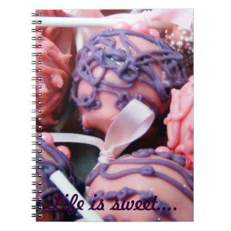 Life is sweet! notebook