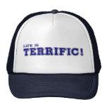Life Is TERRIFIC! Hat
