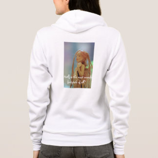 Life is the Best Fairytale Summer Hoodie for Women