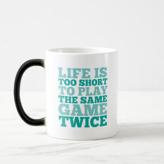 Life is Too Short Gamers Quote Funny Mug