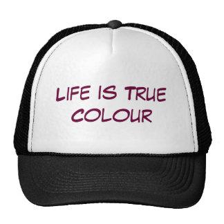 Life is True Colour Trucker Hat