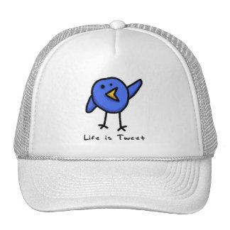 """Life is Tweet"" Hat"
