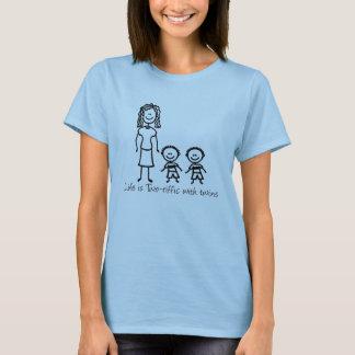 Life is Two-riffic BOYS T-Shirt