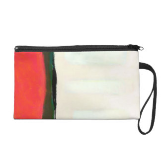 Life is what distracts you wristlet purse