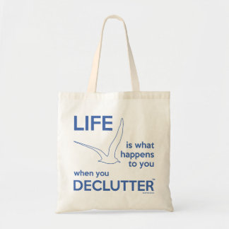'Life Is What Happens To You' Bag
