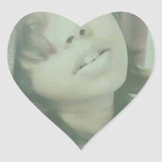 Life is Wonderful Heart Sticker