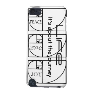 Life - It's about the Journey iPod Touch 5G Cover