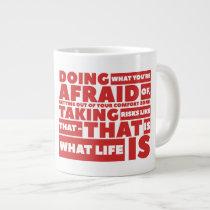 Life  Jumbo Mug