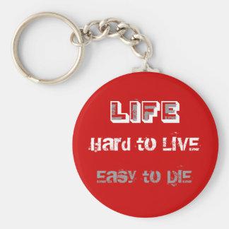 Life,Keychain