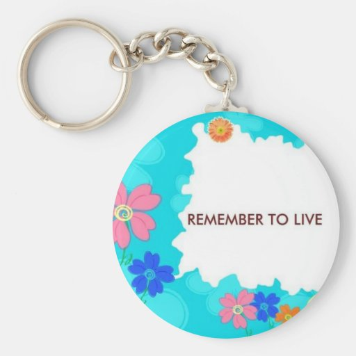 LIFE KEYCHAINS