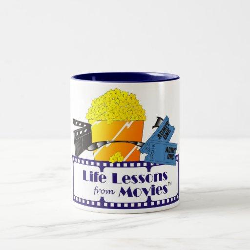 Life Lesson from Movies Mug