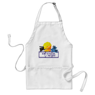 Life Lessons from Movies Apron