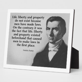 Life, Liberty, and Property Plaque