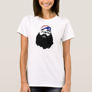 Life, Liberty, and  The Pursuit of Beardliness T-Shirt