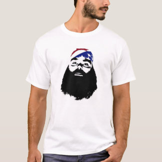Life, liberty, and the pursuit of beardliness. T-Shirt