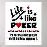 Life Like Poker poster