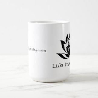 Life Lived Now Mug