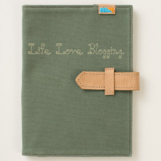 Life. Love. Blogging. Canvas Journal