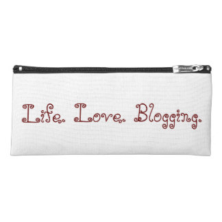 Life. Love. Blogging. Pencil Case