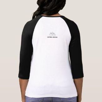 Life.Love.Yoga. Womens Long Sleeve Ringer T-Shirt