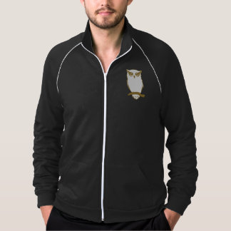 Life Member Fleece Track Jacket