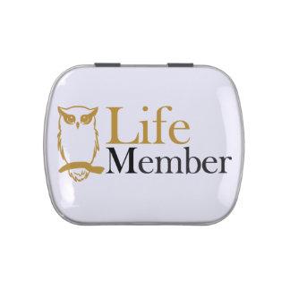 Life Members Candy Tin