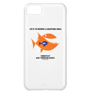 Life Mergers & Acquisitions World Turducken Fish Cover For iPhone 5C