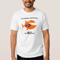 Life Mergers & Acquisitions World Turducken Fish Tee Shirt
