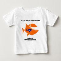Life Mergers & Acquisitions World Turducken Fish Tshirts