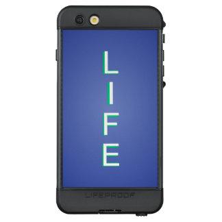 Life Modern Cool Color LifeProof NÜÜD iPhone 6s Plus Case