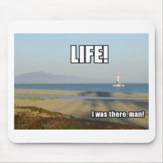 Life!! Mouse Pad