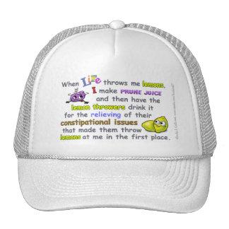 Life n' Lemons hat