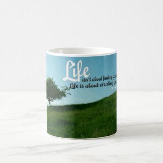 Life n Yourself Inspirational Mug