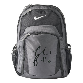 Life Nike Backpack