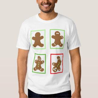 Life of a Gingerbread Man T Shirt