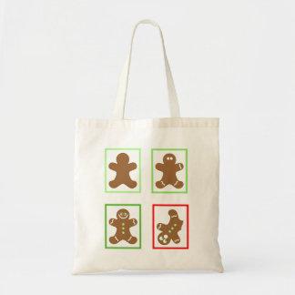 Life of a Gingerbread man Tote Bag