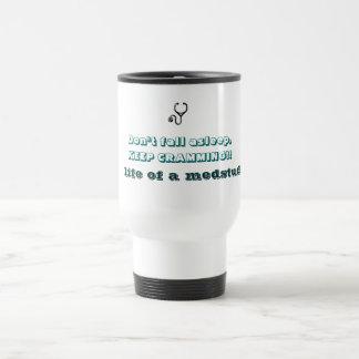 life of a medstudent mug