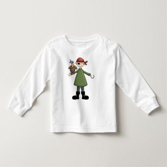 Life Of A Pirate Toddler T-shirt