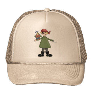 Life Of A Pirate Trucker Hat