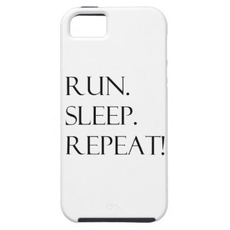 Life of a runner iPhone SE/5/5s case