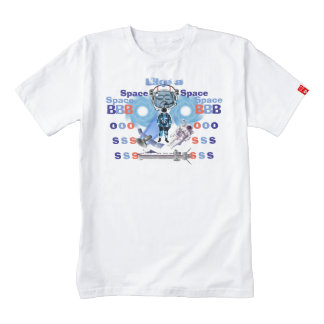 Life of a Space Boss T-shirt