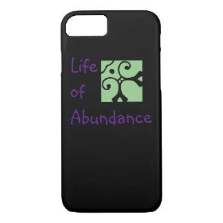 Life of Abundance phone case. iPhone, Samsung etc. iPhone 8/7 Case