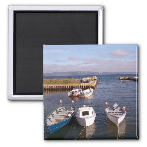 Life Of Boats Magnet