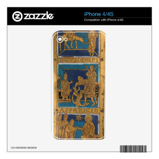 Life of Jesus Skin For The iPhone 4S