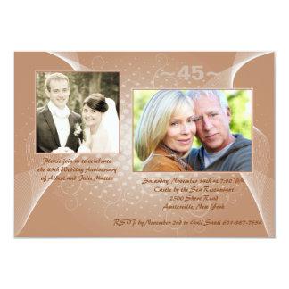 Life of Love Wedding Anniversary Invitation