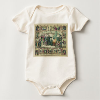Life of Martin Luther & Heroes of the Reformation Baby Bodysuit