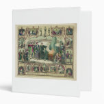 Life of Martin Luther & Heroes of the Reformation 3 Ring Binder