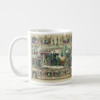 Life of Martin Luther & Heroes of the Reformation Classic White Coffee Mug