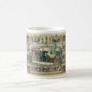 Life of Martin Luther & Heroes of the Reformation Coffee Mug
